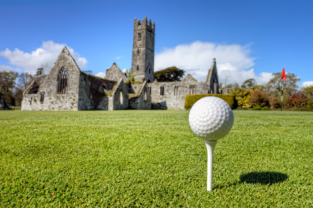 Where to golf in Ireland?