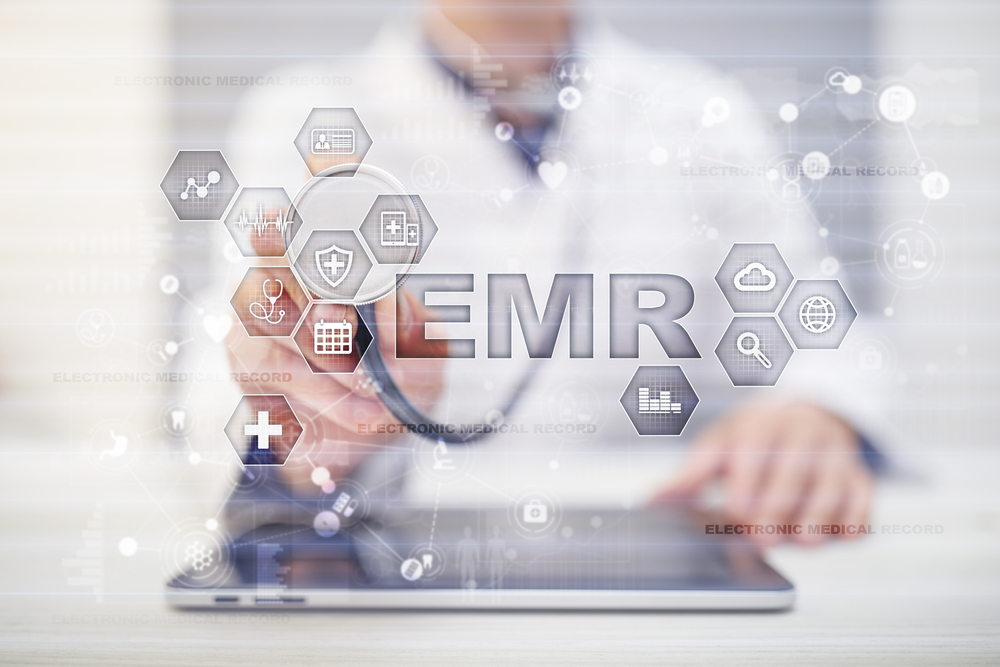 What does EMR software do?