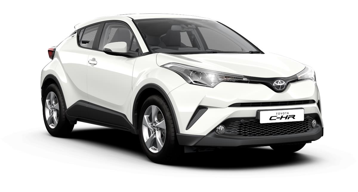 The new Toyota C-HR: Overview and Features