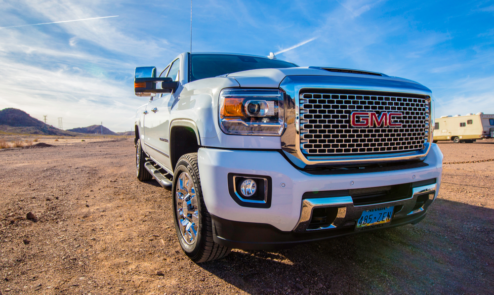 2019 GMC Sierra 1500 Light-Duty Pickup Truck